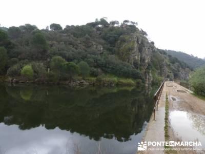 Senderismo Madrid - Pantano de San Juan - Embalse de Picadas; sierra de grazalema